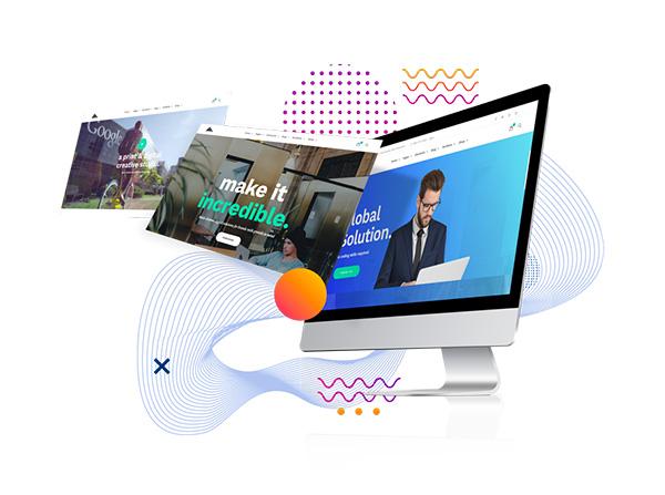 création site web corporate à l'Ile Maurice