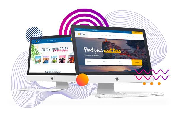 création site web tourisme à l'Ile Maurice